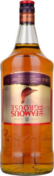 Famous Grouse Whisky 1.5 litre