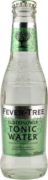Fever Tree Elderflower Tonic Water 200ml NRB