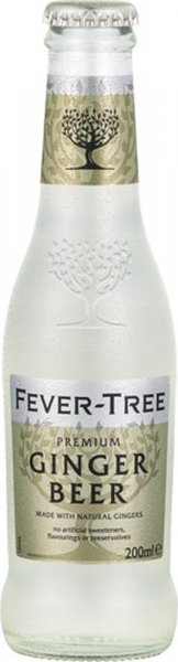 Fever Tree Ginger Beer 200ml Bottle