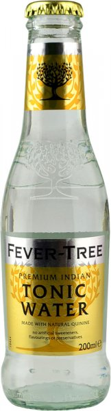 Fever Tree Premium Indian Tonic Water 200ml NRB