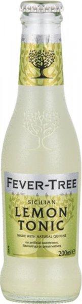 Fever Tree Sicilian Lemon Tonic 24pk (200ml NRB)