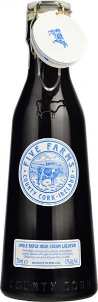 Five Farms Irish Cream Liqueur 70cl