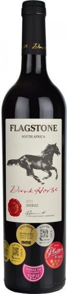 Flagstone Dark Horse Shiraz 2014/2015 75cl
