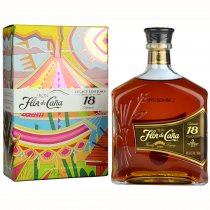 Flor de Cana Centenario 18 Year Old Single Estate Rum 70cl