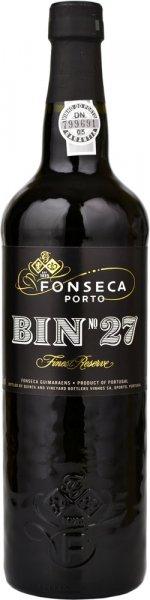Fonseca Bin 27 Reserve Port 75cl
