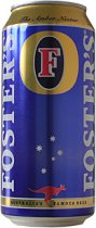Fosters Beer 440ml CAN