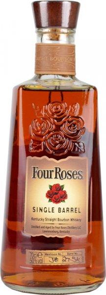 Four Roses Single Barrel Kentucky Straight Bourbon Whiskey 70cl