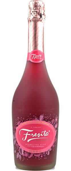 Fresita Sparkling Rose with Strawberries 75cl