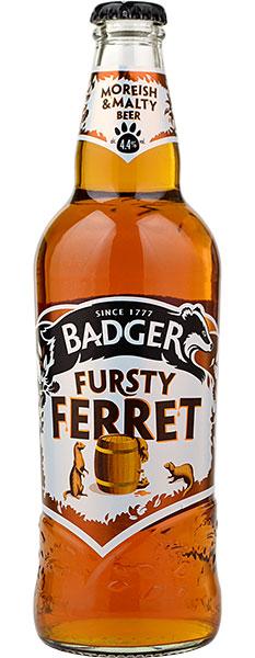 Fursty Ferret Premium 500ml Bottle