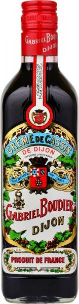 Gabriel Boudier Creme De Cassis de Dijon (Blackcurrant) 50cl