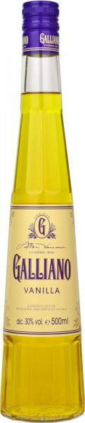 Galliano Liquore Vanilla Liqueur 50cl