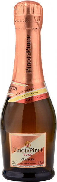 Gancia Rose Brut Pinot di Pinot 20cl