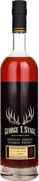 George T. Stagg Bourbon Whiskey 2020 Release 65.2% 75cl