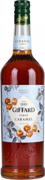 Giffard Caramel Syrup 1 Litre