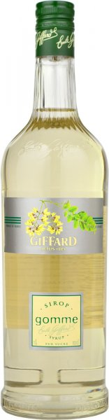Giffard Gomme Syrup 1 Litre