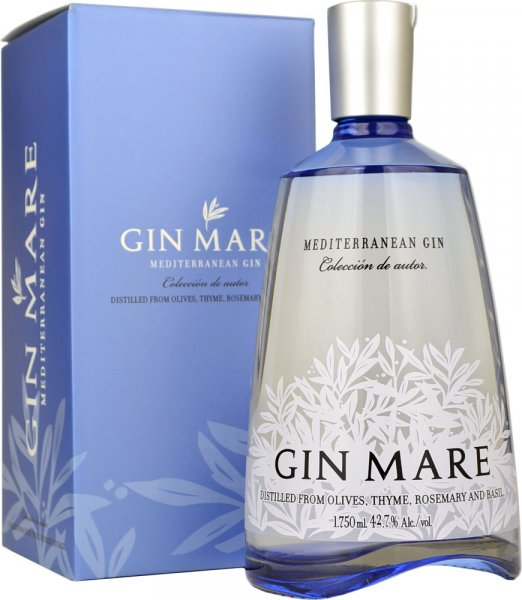 Gin Mare Magnum / 1.75 litre in Branded Box