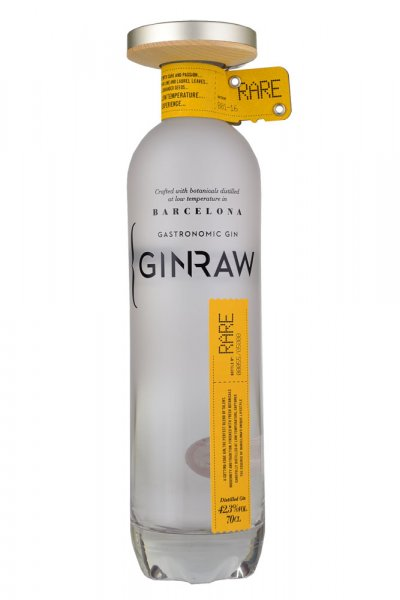 Ginraw Gastronomic Gin 70cl