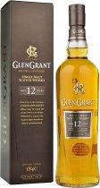 Glen Grant 12 Year Old Single Malt Scotch Whisky 70cl