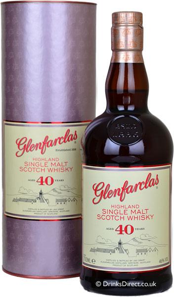 Glenfarclas 40 Year Old 70cl