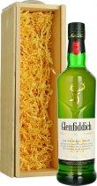 Glenfiddich 12 Year Old 70cl in Wood Box (SL)