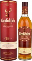 Glenfiddich 15 Year Old Unique Solera Reserve 70cl