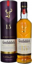 Glenfiddich 15 Year Old Unique Solera Reserve 70cl