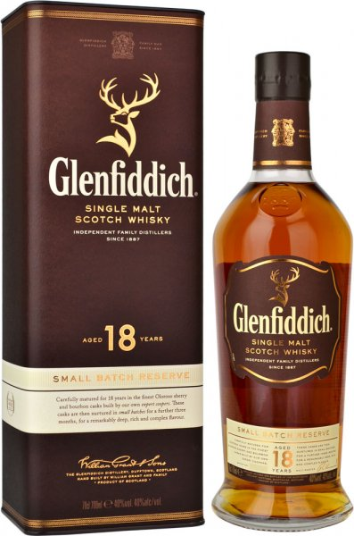 Glenfiddich 18 Year Old 70cl