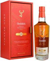 Glenfiddich 21 Year Old Reserva Rum Cask Finish Single Malt Whisky 70cl + 2 FREE Glasses