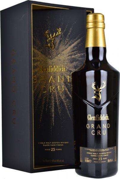Glenfiddich Grand Cru 23 Year Old Single Malt Whisky 70cl