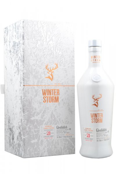 Glenfiddich Winter Storm 21 Year Old Batch 2 70cl - Experimental Series #03