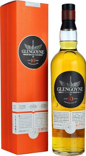 Glengoyne 10 Year Old Single Malt Scotch Whisky 70cl