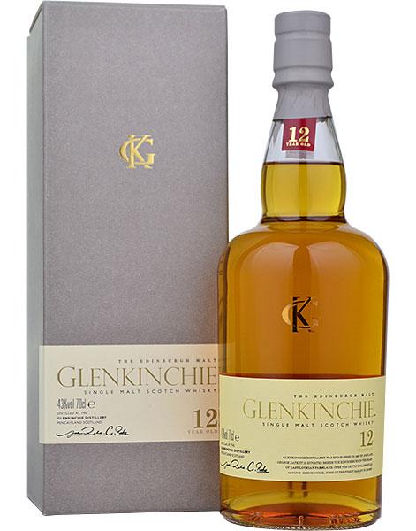Glenkinchie 12 Year Old 70cl