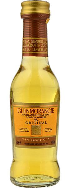 Glenmorangie 10 Year Old (The Original) Malt Whisky Miniature 5cl