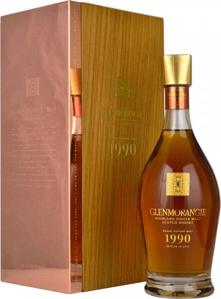 Glenmorangie Grand Vintage Malt 1990 70cl