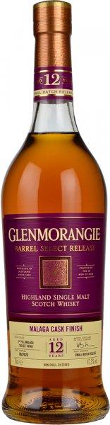 Glenmorangie Malaga Cask Finish 12 Year Old Single Malt Whisky 70cl