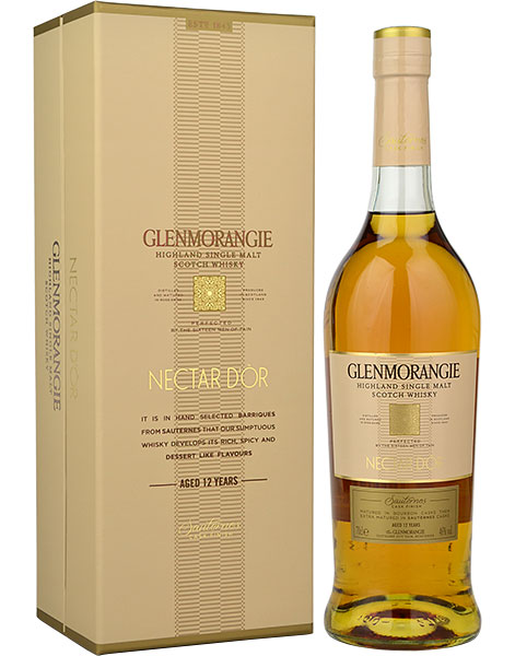 Glenmorangie Nectar D'Or 12 Year Old (Sauternes Cask) 70cl
