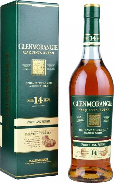 Glenmorangie Quinta Ruban 14 Year Old (Port Cask) 70cl