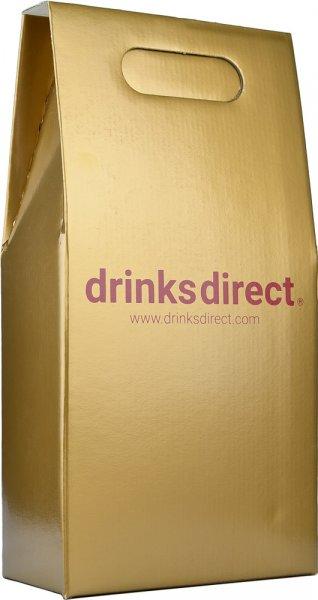 Gold Gift Box 2 Bottles