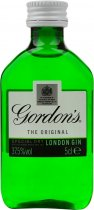 Gordons London Dry Gin Miniature 5cl