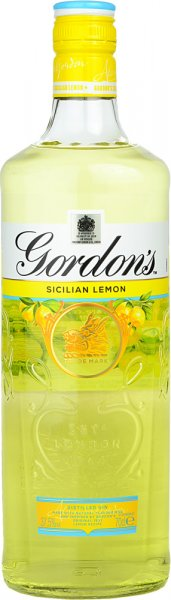 Gordons Sicilian Lemon Gin 70cl