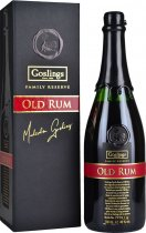 Goslings Family Reserve Old Rum 70cl