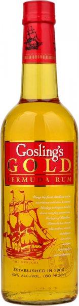 Goslings Gold Bermuda Rum 75cl