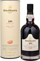 Grahams 10 Year Old Tawny Port 75cl