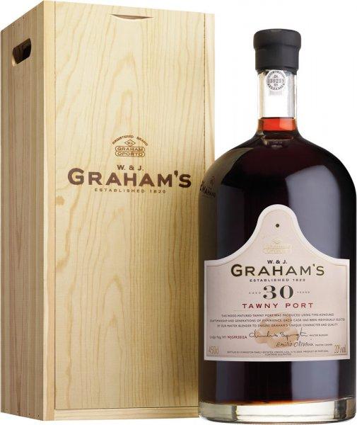Grahams 30 Year Old Tawny Port Rehoboam 4.5 litre