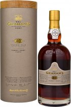 Grahams 40 Year Old Tawny Port 75cl in Branded Box