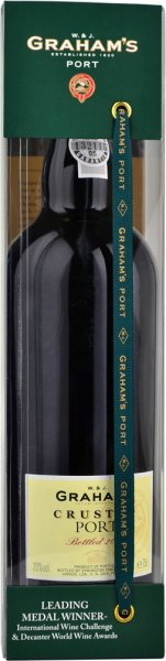 Grahams Crusted Port 2012/2013 75cl