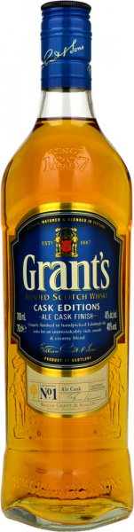 Grants Ale Cask Reserve Whisky 70cl