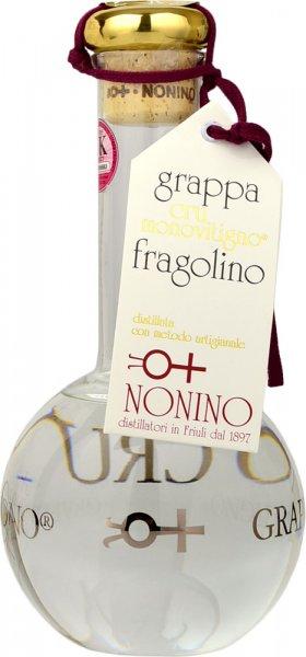 Grappa Monovitigno Fragolino Cru 45%, Nonino 50cl