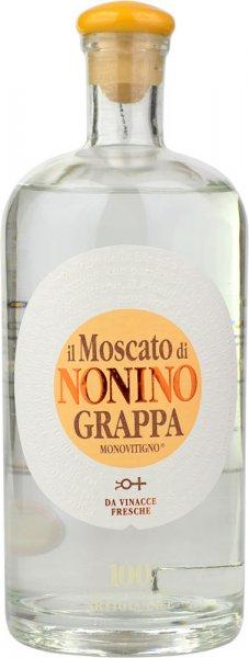 Grappa Monovitigno Il Moscato 41%, Nonino 70cl