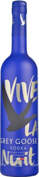 Grey Goose Vive La Nuit Vodka Light Up Bottle 70cl